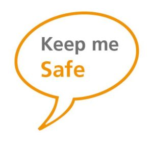Keep me Safe Logo